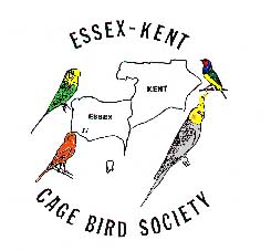 Essex-Kent Cage Bird Society Logo